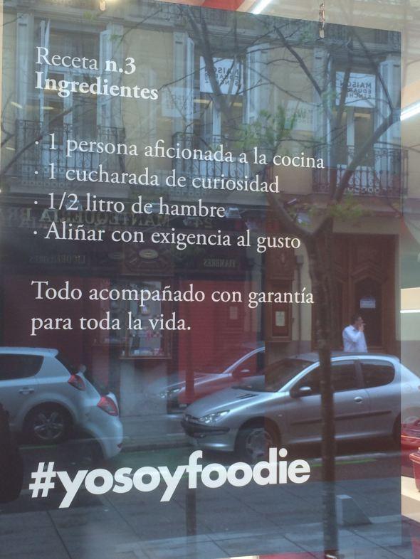 yosoy foodie